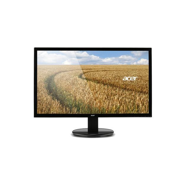 """Acer K242HL 24"""", Черный, TN+film, 1920x1080, Full HD, DVI"""
