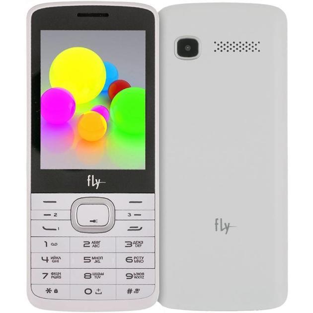 Мобильный телефон Fly TS113 Белый мобильный телефон fly ff281 белый