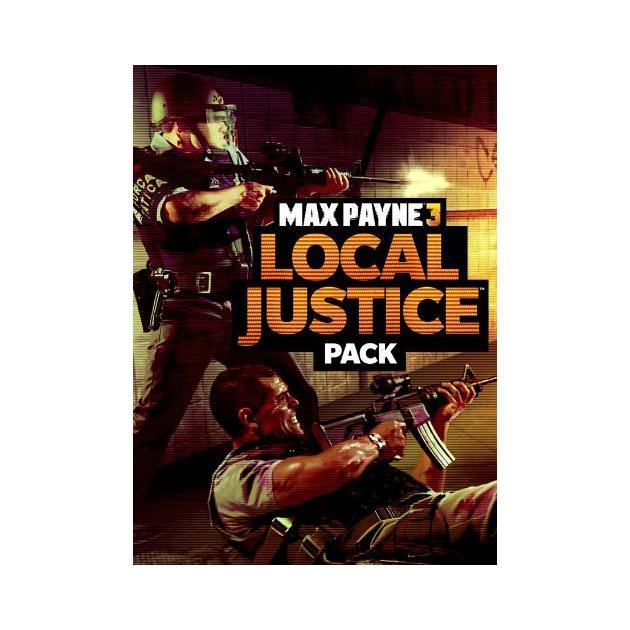 Видеоигра Софтклаб Max Payne 3. Местное правосудие  видеоигра софтклаб max payne 3 местное правосудие