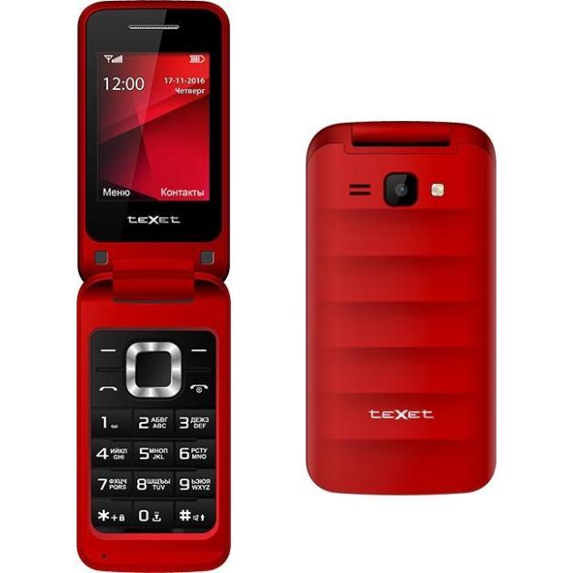TeXet TM-304 Красный