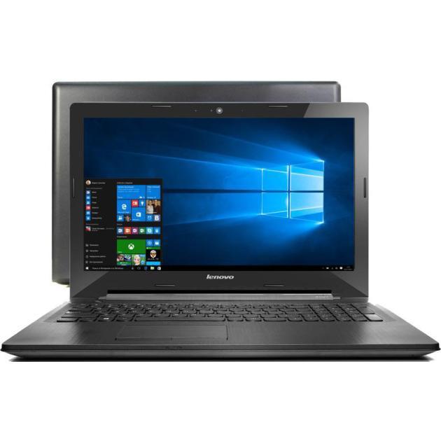 "Lenovo IdeaPad G5045 15.6"", AMD A4, 1800МГц, 2Гб RAM, 500Гб, Черный, Wi-Fi, Windows 8.1, Bluetooth"