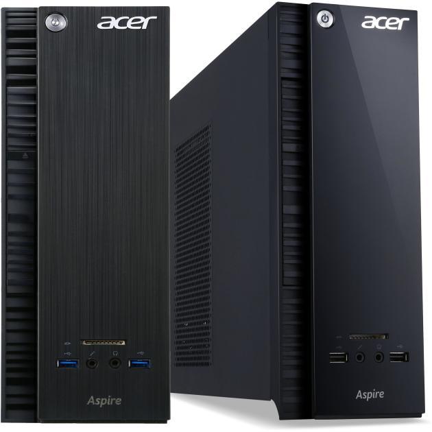 Системный блок Acer Aspire XC-704 Intel Celeron, 1600МГц, 2Гб RAM, 500Гб, DOS, Черный системный блок acer aspire тс 220