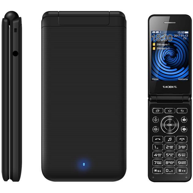 TeXet TM-400 Черный