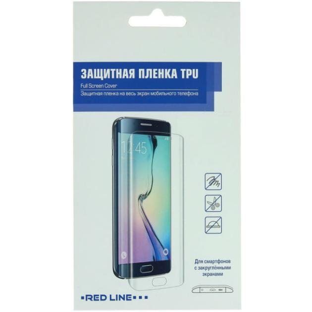 """Red Line для Samsung Galaxy S7 Edge на весь экран 5.5"""", глянцевая"""