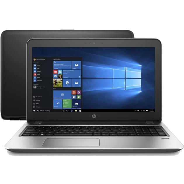 Ноутбук HP Probook 450 G4 15.6, Intel Core i5, 2500МГц, 8Гб RAM, DVD-RW, 1Тб, Серый, Wi-Fi, Windows 10 Pro, Bluetooth цена 2016
