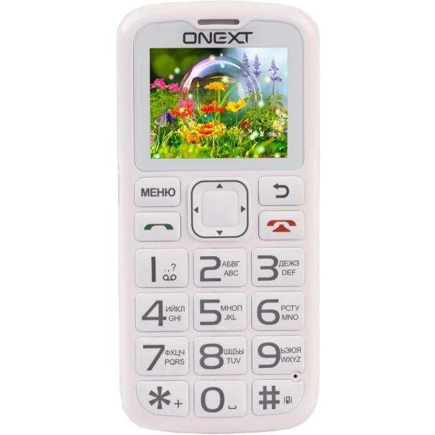 Onext Care-Phone 5 Белый
