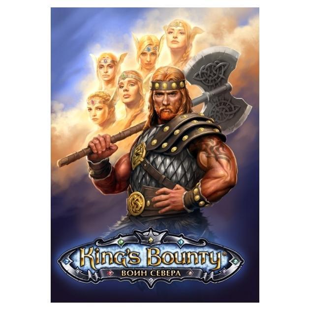Видеоигра Софтклаб King's Bounty. Воин севера. Коллекционное издание пк коллекционное издание в таганроге