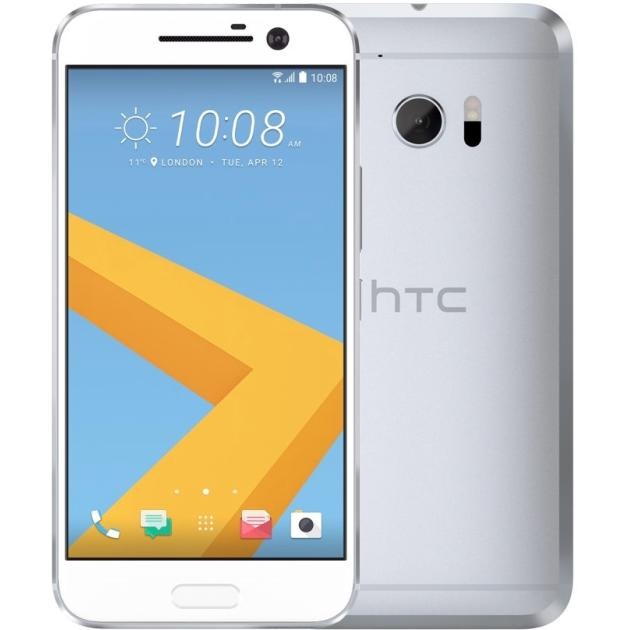 HTC 10 Lifestyle Серебристый