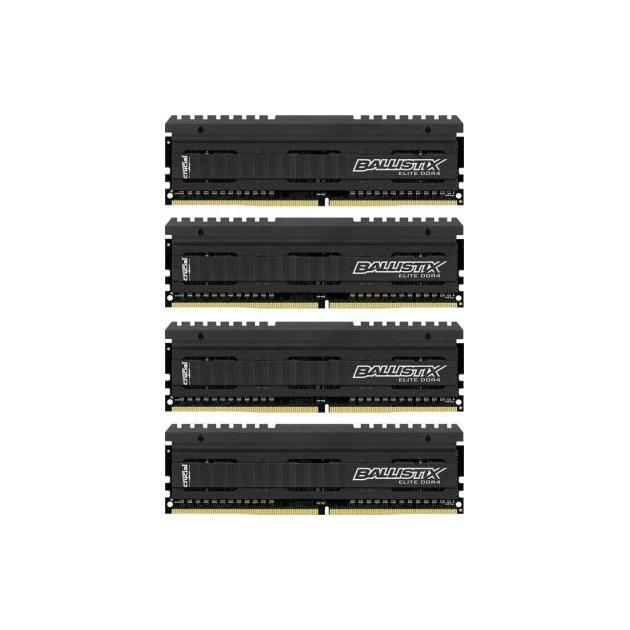 Crucial Ballistix Elite BLE4C4G4D32AEEA DDR4, 16Гб, PC4-25600, 3200