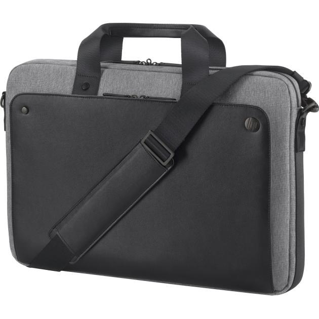 Сумка для ноутбука HP Executive Top Load 15.6 15.6, Черный, Синтетический