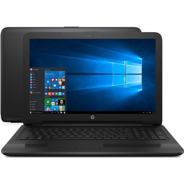 Ноутбук HP 250 G5 15.6, Intel Celeron, 1600МГц, 4Гб RAM, DVD-RW, 128Гб, DOS, Черный, Wi-Fi, Bluetooth ноутбук hp 250 g4 n0y18es 15 6 intel celeron 1600мгц 2гб ram dvd rw 500гб dos без ос серый wi fi bluetooth