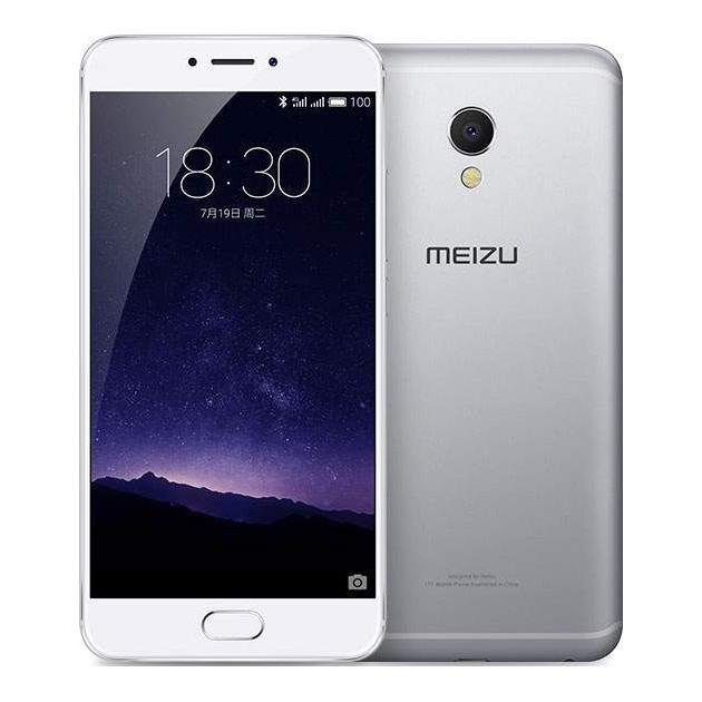Смартфон Meizu MX6 Серебристый