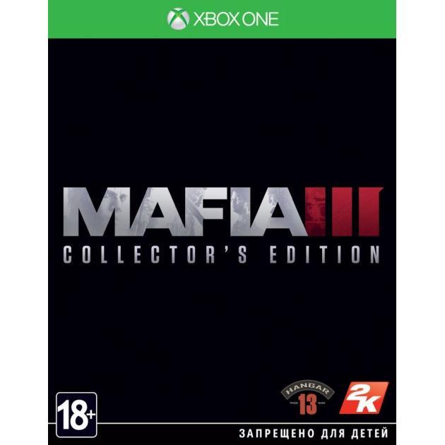 Видеоигра Софтклаб Mafia 3 Коллекционное издание эксмо война и мир в футболе коллекционное издание