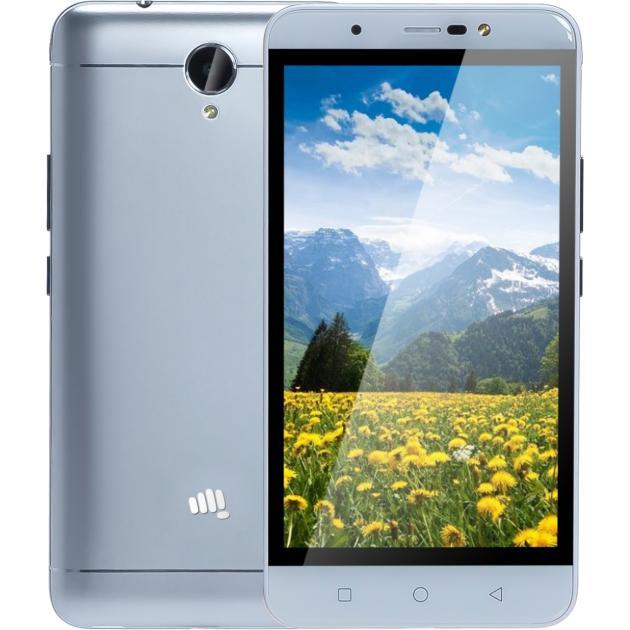 Смартфон Micromax Canvas Power 2 Q398 аксессуар чехол накладка micromax canvas viva a106 activ silicone black mat 46857