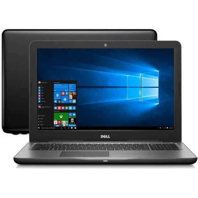 "Dell Inspiron 5567-7928 15.6"", Intel Core i3, 2000МГц, 4Гб RAM, 1000Гб, Черный, Windows 10 Домашняя"