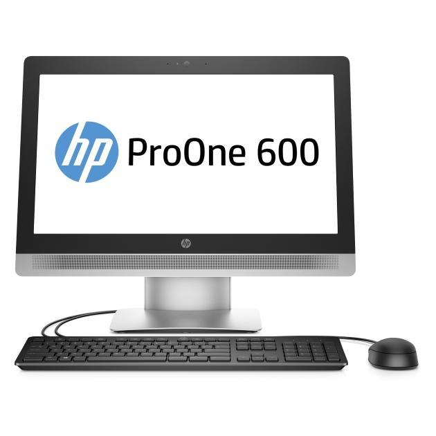 HP ProOne 600 G2 нет, Черный, 4Гб, 128Гб, Intel Core i3
