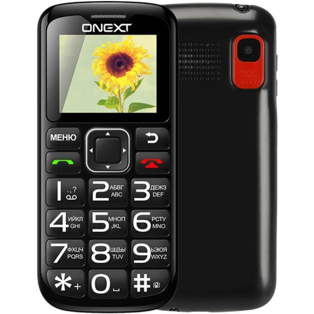 Onext Care-Phone 5 Черный