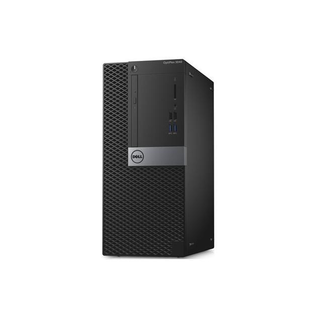 Системный блок Dell Optiplex 3050-0337 MT Intel Core i3, 3700МГц, 4Гб RAM, 502Гб, Linux компьютер dell optiplex 3050 intel core i3 7100t ddr4 4гб 128гб ssd intel hd graphics 630 windows 10 professional черный [3050 0474]