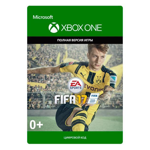 все цены на Видеоигра Electronic Arts FIFA 17 Стандартное Издание онлайн
