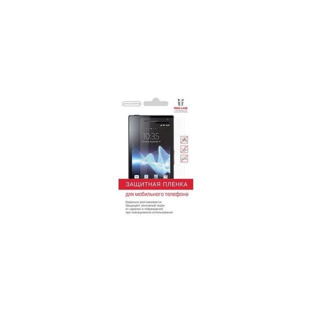 """Red Line для Micromax Q409 5"""", Прозрачная"""