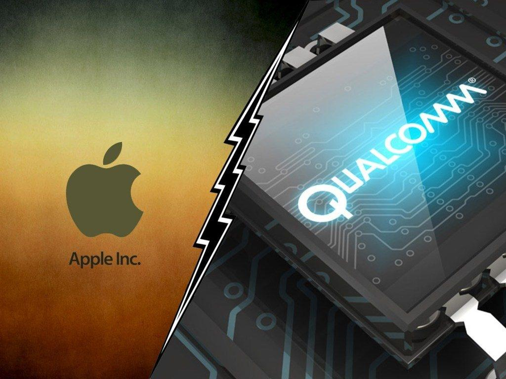 Qualcomm опозорила себя перед Apple