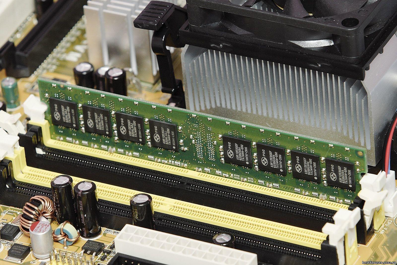 Что такое ОЗУ в компьютере?