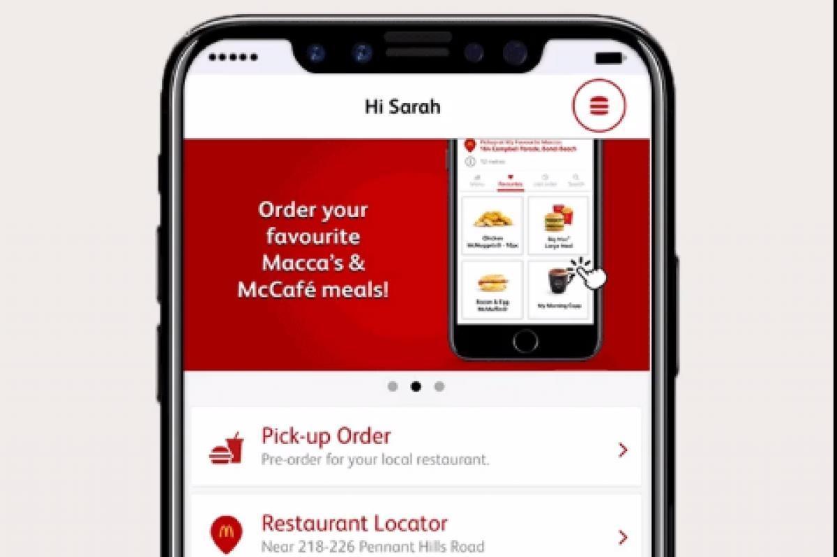 McDonald's слили пользователям внешний вид нового iPhone