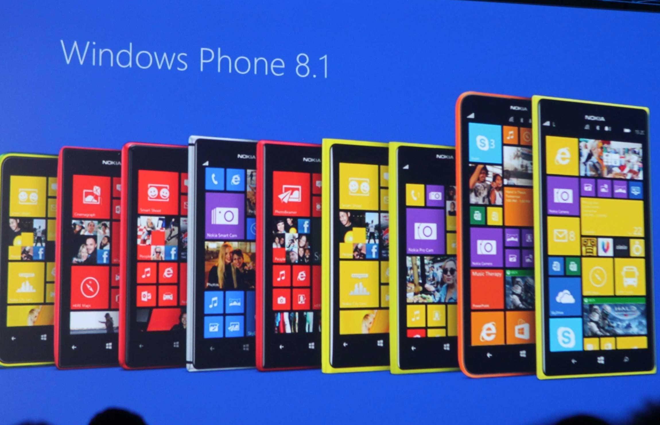 Как обновить Windows Phone 8 до версии 8.1