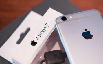 Apple убрали из продажи один из iPhone 7