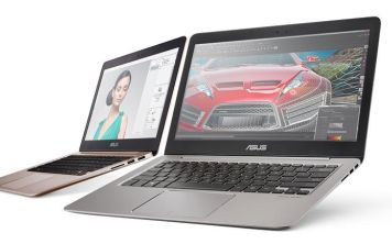Премиальные ноутбуки от Asus – образцы качества