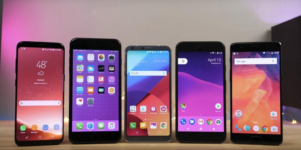 Телефоны на Android терпят неудачи в два раза чаще
