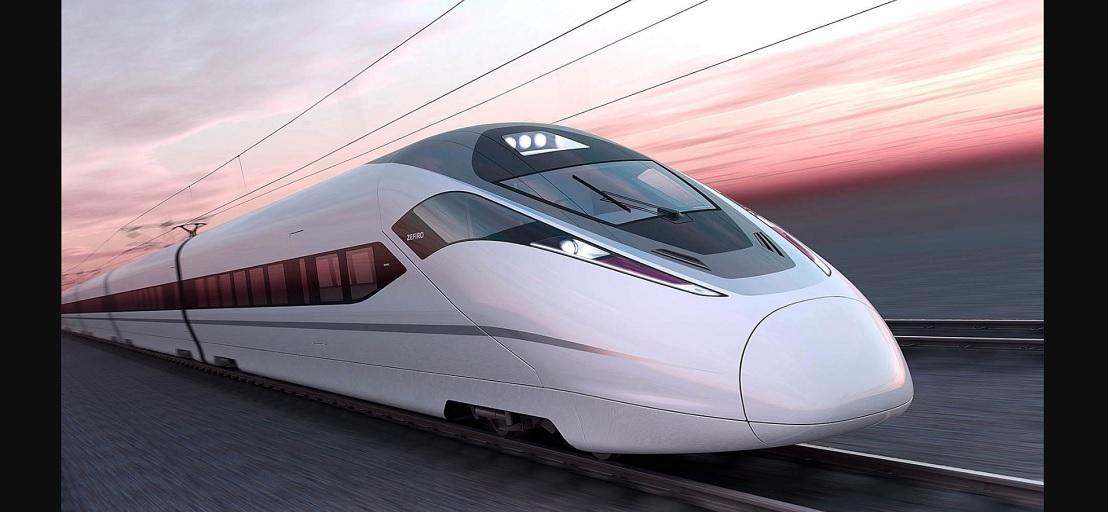 Samsung протестировали 5G в скоростном поезде