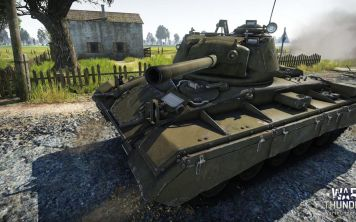 Большое обновление и Новый Год в War Thunder