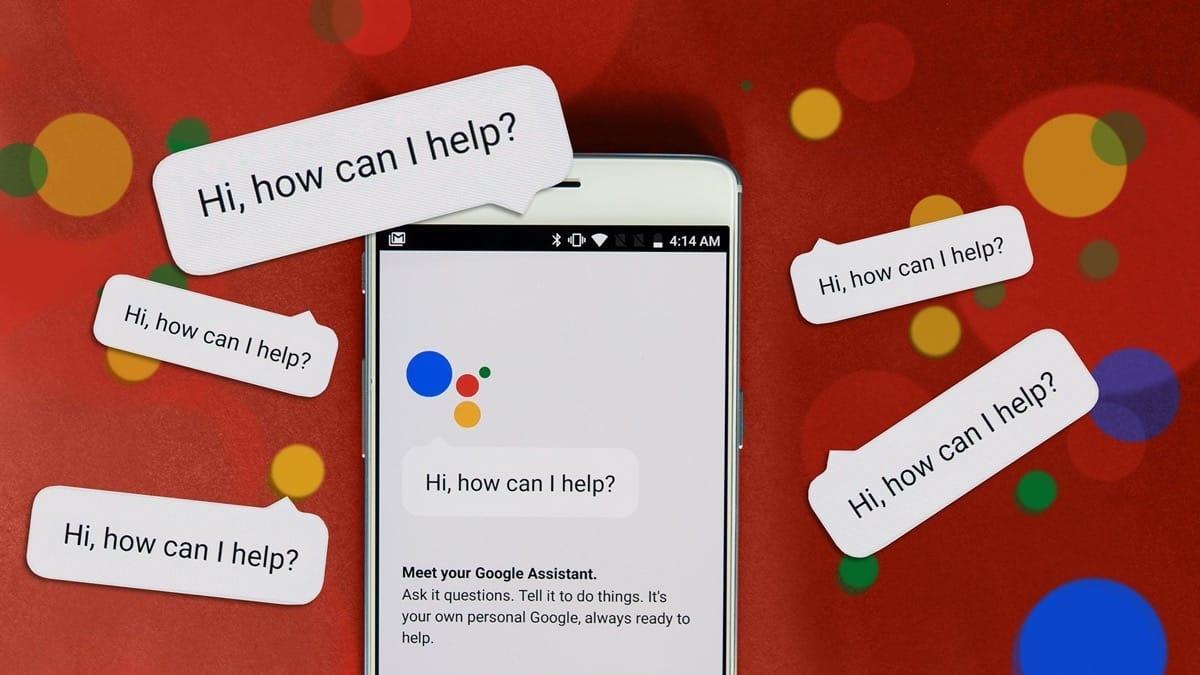 Новая функция в Google Assistant