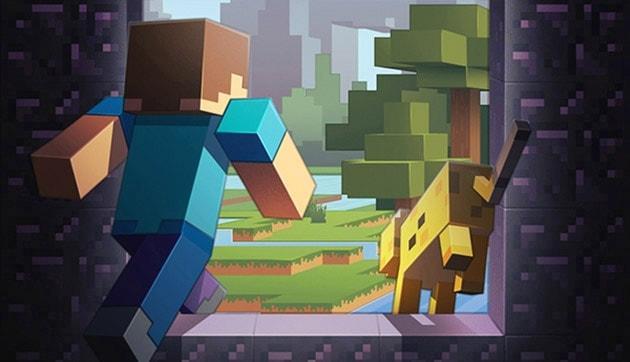 В 2018 году состоится глобальное обновление графики Minecraft