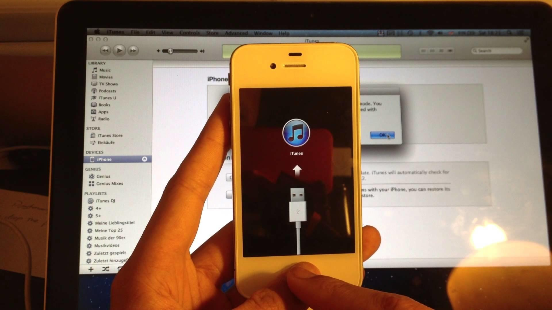 Что делать, если iTunes не видит iPhone?