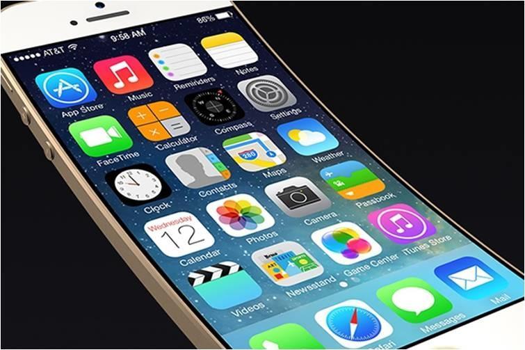 Складной смартфон от Apple не за горами?