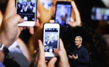 Долгожданная презентация Apple: iPhone 8, 8 Plus и iPhone X