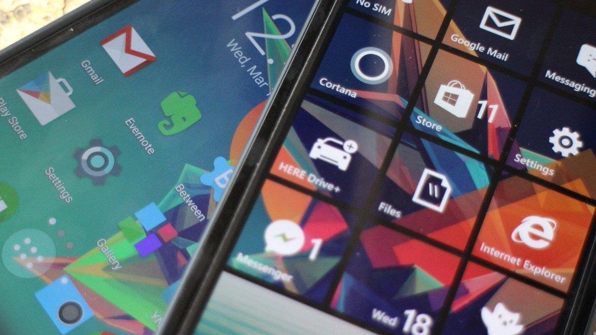 Смартфоны на Windows больше не производят