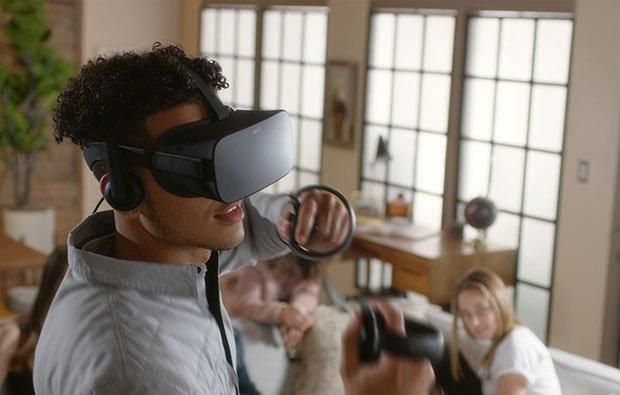 Полностью автономный шлем виртуальной реальности