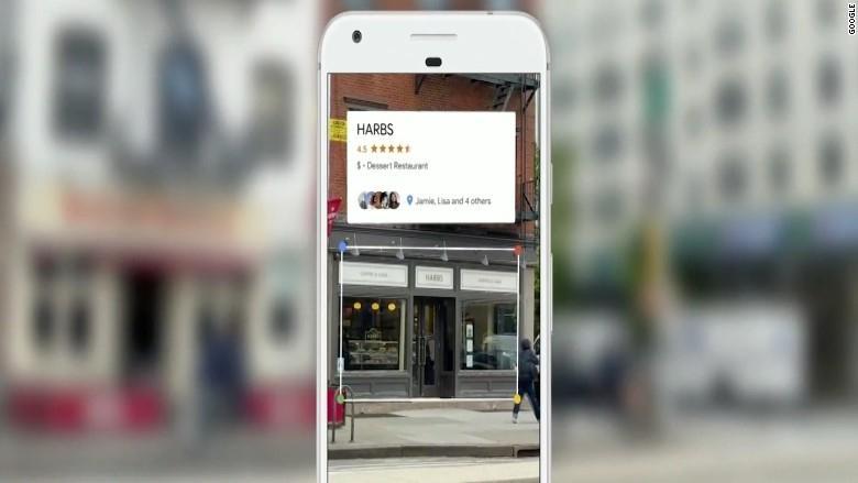В Google Lens можно будет распознать объект с помощью Assistant