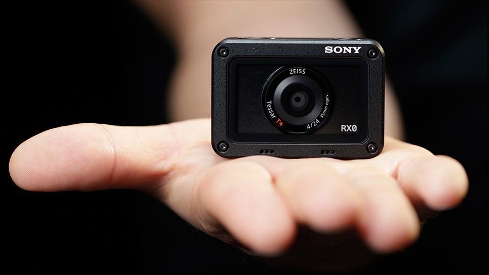 Sony RX0 - действительно экстремальная камера