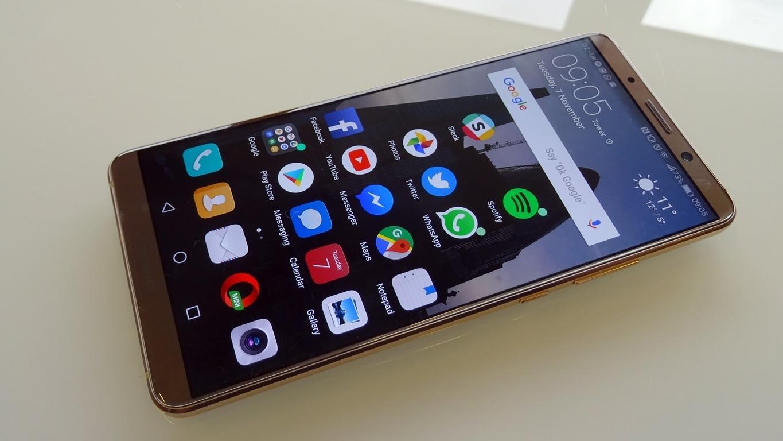 Горячая новинка: Huawei Mate 10 Pro