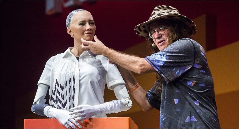 Роботы-граждане мира: как ИИ получил гражданство?