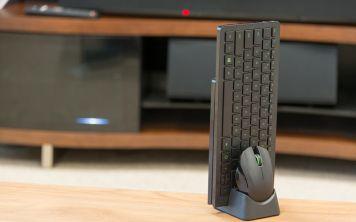 Razer Turret - клавиатура и мышь для игры «с колен»