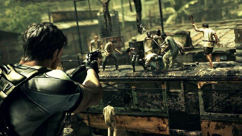 Видеоигры приучили к оружию