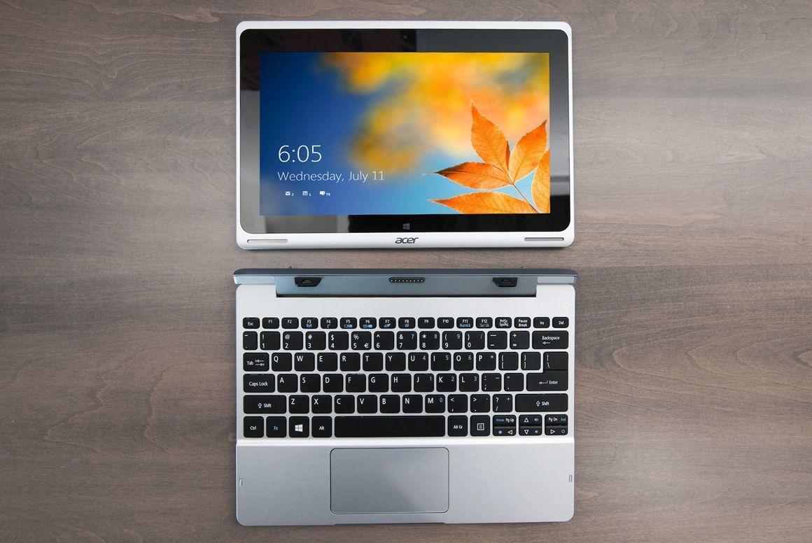 Acer Aspire Switch 10: Гибридный планшет-ноутбук
