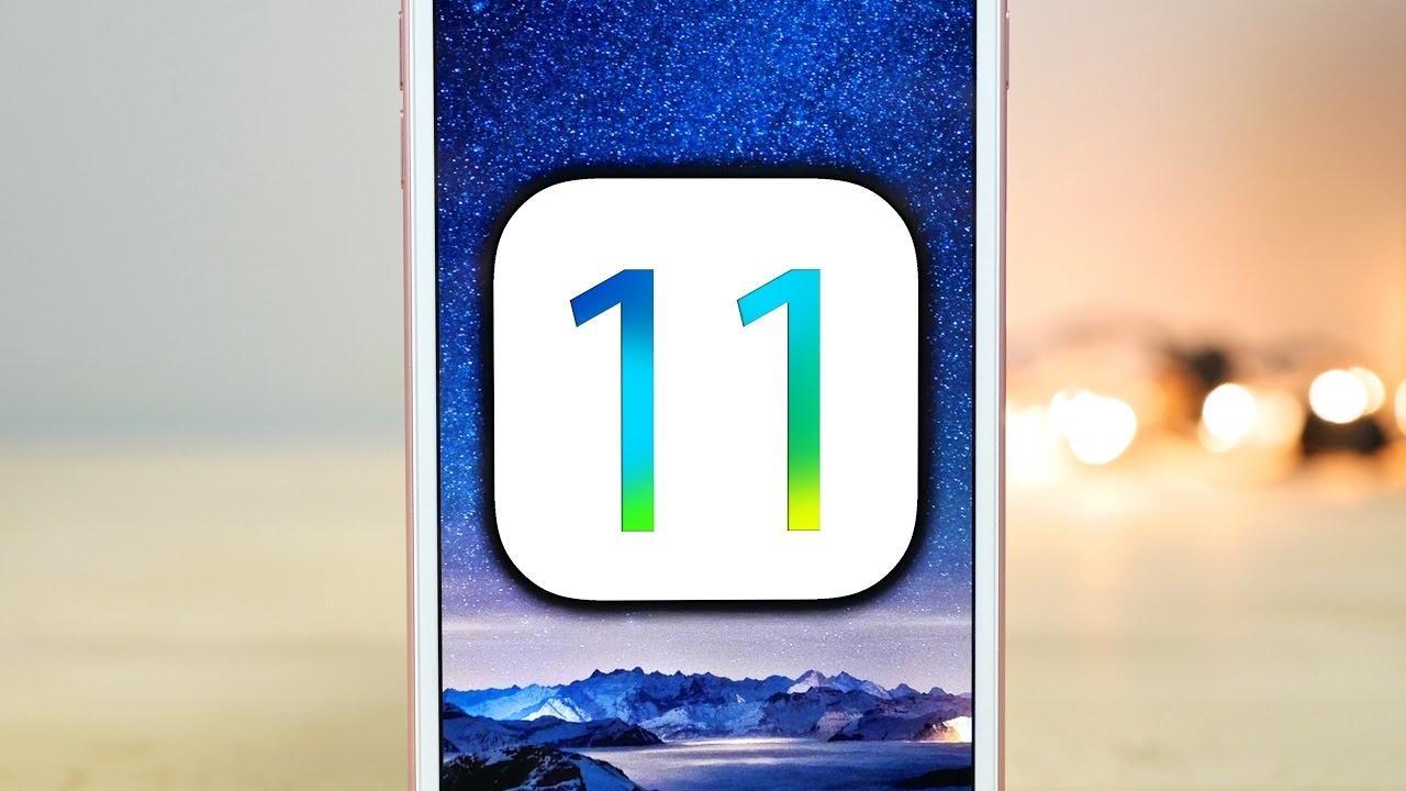 Компания Apple выпустила четвёртую публичную бета-версию прошивки iOS 11.0