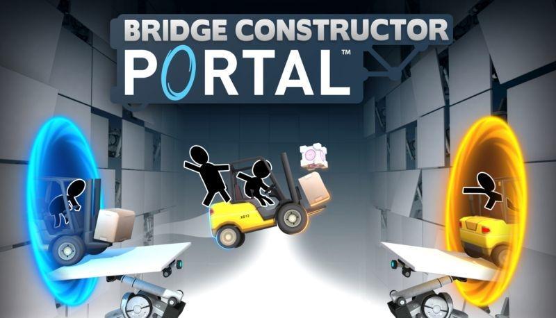 Новая игра о Portal вышла сегодня