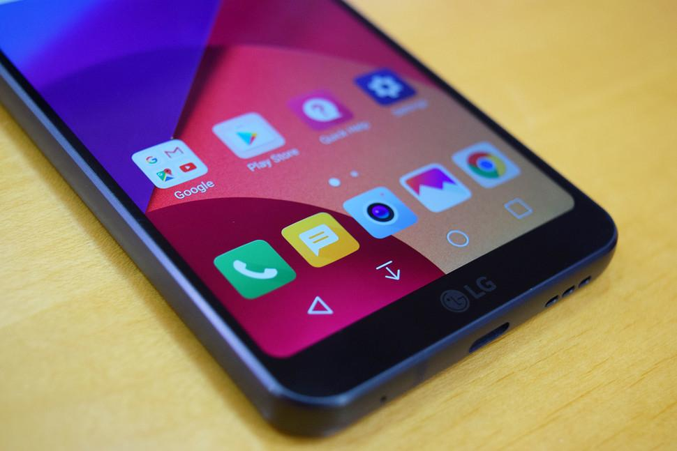 Смартфон LG G7 получил новую биометрическую технологию